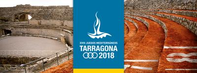 Ja pots adquirir les teves entrades pels XVIII Jocs Mediterranis Tarragona 2018