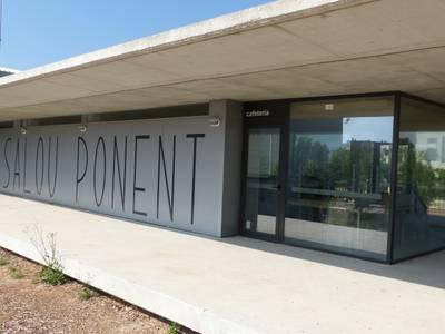 L'Ajuntament adjudica el nou servei de restauració del Pavelló de Ponent