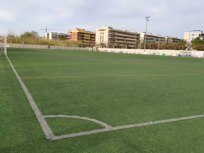 La Junta de Govern Local (JGL) de Salou aprova, inicialment, el projecte d'obres de substitució de la gespa artificial del Camp de Futbol 11 i nou camp d'entrenament de porters