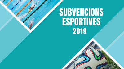 S'obre el període per a sol·licitar les subvencions per a les entitats esportives de Salou
