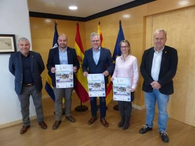 Salou acollirà la segona trobada senderista internacional de Catalunya, al maig del 2020