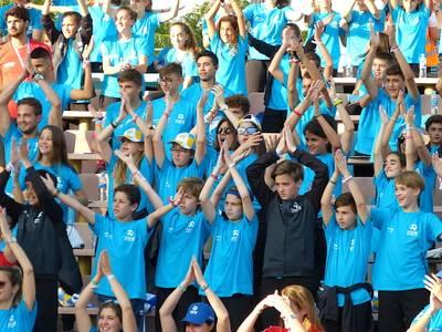 Salou acull la cerimònia inaugural de la Final Mundial de la Danone Nations Cup 2019