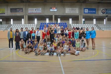 Salou acull la tercera edició del Trofeu Abril Hocevar de Patinatge