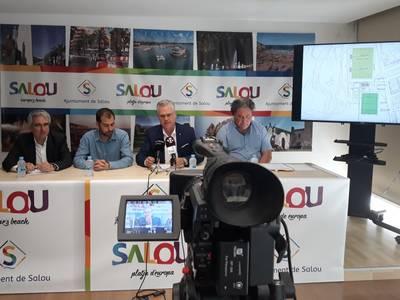 Salou inverteix més de 800.000 euros en la millora dels camps de futbol municipal