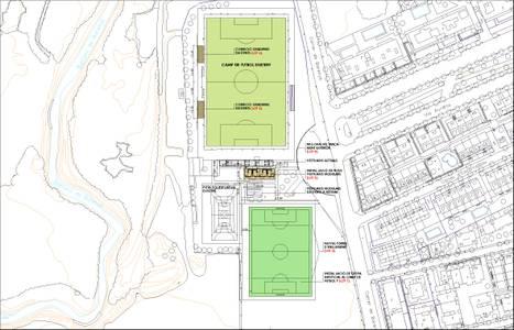 Salou invertirà més de 800.000 euros en la millora dels camps de futbol municipal