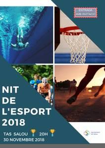 Salou prepara la setena Nit de l'Esport el proper divendres 30 de novembre