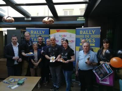 Aquest divendres Salou inicia una nova edició del Rally de Tapes coincidint amb el RallyRACC-Catalunya Costa Daurada