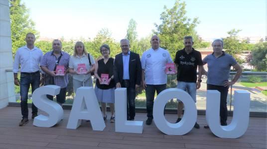 """El Restaurant """"La Pasión"""" s'endú el premi a la millor tapa i la tapa més original del Gastrotour Salou 2019"""