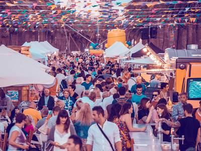 La capital de la Costa Daurada acull el Nomad Festival Salou aquest cap de setmana
