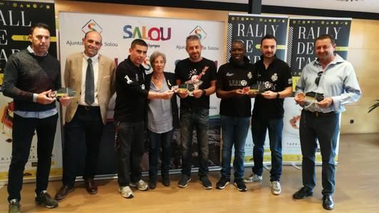 Lunattic Restaurant s'adjudica el primer premi del Rally de Tapes