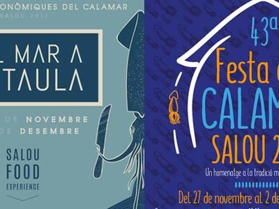 Salou prepara per aquest final de novembre la festa i les jornades gastronòmiques del Calamar