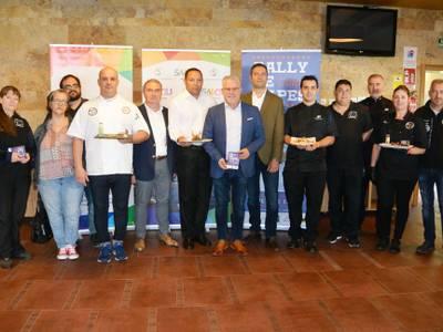 Salou presenta el 8è Rally de Tapes amb 35 restauradors participants