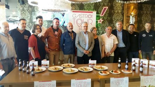 Torna la VI edició del Gastrotour Salou 2017 amb una seixantena de restauradors