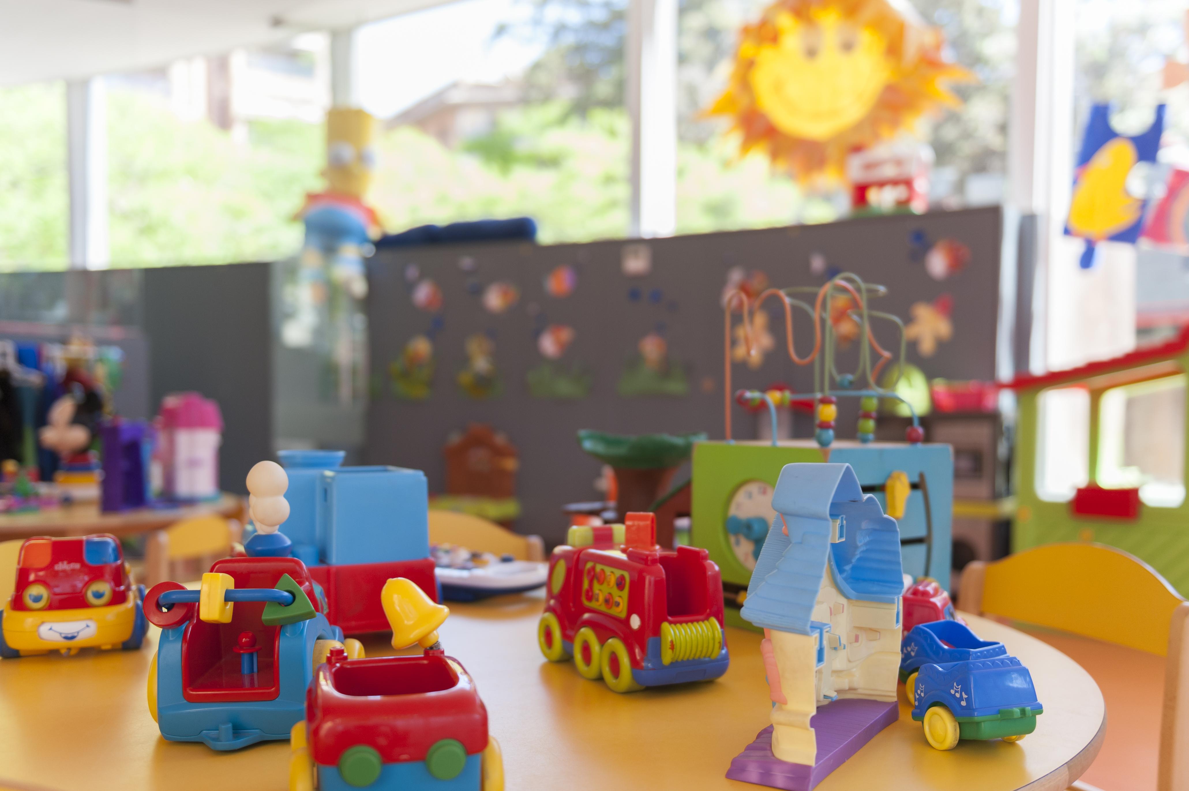 Espai d'Infància 'Estació del carrilet'