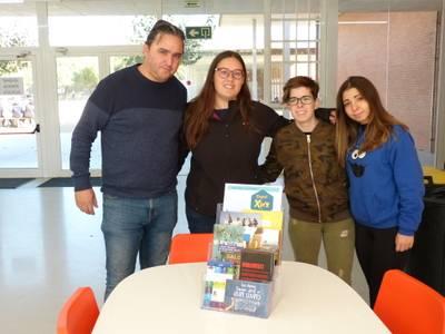 El Punt d'Informació Juvenil de l'Ajuntament de Salou i el Cicle Formatiu de Grau Superior d'Animació Sociocultural i Turística informaran el jovent a l'Institut Jaume I