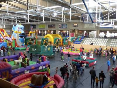 El voluntariat del Parc de Nadal de Salou Espai Xic'S podrà participar en l'organització de la Colla Jove Masia Tous del Cós Blanc