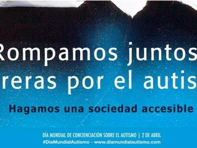 Salou se suma al dia mundial de conscienciació sobre l'Autisme el proper dimarts dia 3 d'abril