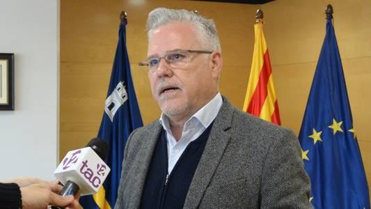 L'alcalde de Salou apel•la a la responsabilitat social perquè el municipi continuï sense propagació