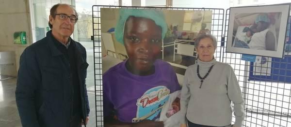 """Salou acull l'exposició """"Una Maternitat amb Esperança a Nemba (Ruanda)"""" a càrrec de l'ONG Matres Mundi"""