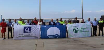 Salou manté ferma l'aposta per la qualitat i l'increment de serveis a les platges
