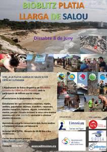 Salou organitza un nou Bioblitz a la platja Llarga per difondre i conèixer la biodiversitat de l'entorn