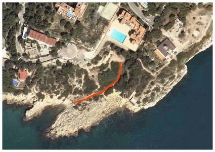 Salou repara i millora la pavimentació de l'accés al Mollet del Far