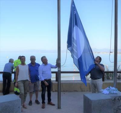 bandera blava Platja Capellans.jpg