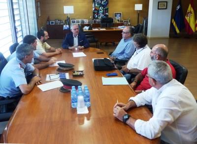 L'alcalde de Salou demana als cossos de seguretat que garanteixin el dret al treball del personal de la neteja del municipi que no secunda la vaga
