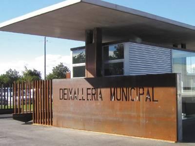 La Deixalleria Municipal de Salou romandrà tancada per reduir el risc de contagis, i el servei de recollida de voluminosos no es farà mentre duri la crisi del COVID-19