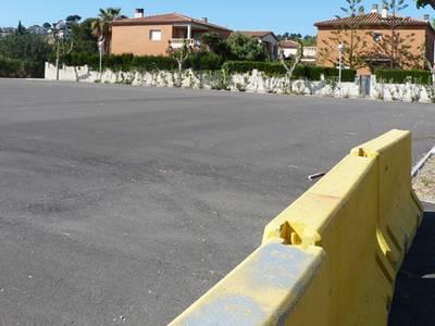La Junta de Govern aprova la cessió d'uns terrenys al tennis Salou per a ús d'aparcament públic gratuït