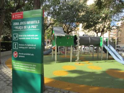 La junta de govern local aprova la contractació del subministrament i instal·lació de nous jocs infantils durant l'any 2019
