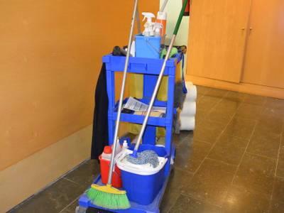 La Junta de Govern Local (JGL) de Salou preveu aprovar demà dijous la contractació d'una nova empresa per a la neteja dels edificis i dependències municipals