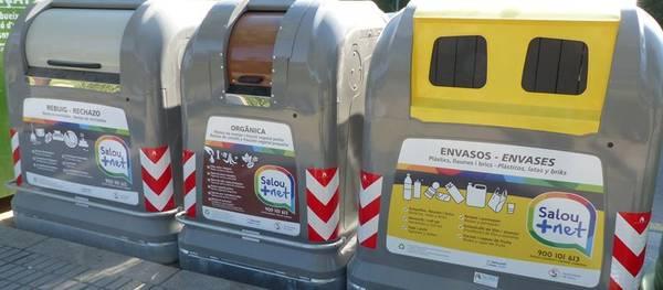 Salou multarà l'incivisme d'aquells que embrutin la via pública i dipositin la brossa fora dels contenidors amb un màxim de 400€