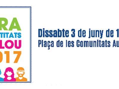 34 associacions de Salou participen en la setena edició de la Fira d'Entitats