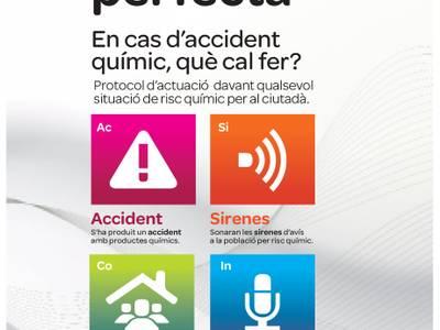 El 24 d'octubre, nou simulacre del so de les sirenes del Plaseqcat ubicades a Salou