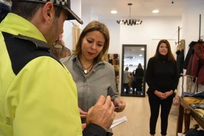 L'Ajuntament de Salou reforça la seguretat a les zones comercials durant la campanya de Nadal