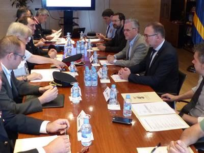 L'alcalde de Salou demana més presencia de Mossos d'Esquadra a la Junta Local de Seguretat