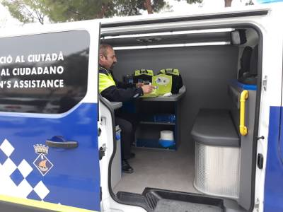 La Policia Local de Salou incorpora nous equips de desfibril·lació a la seva flota de vehicles