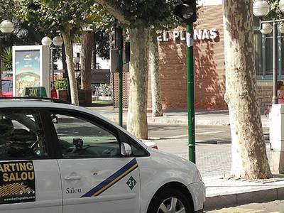 S'aprova la modificació de l'ordenança reguladora del servei urbà del taxi de Salou
