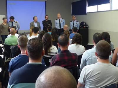 S'inicia un nou curs de formació d'agents interins de Policia Local a Salou