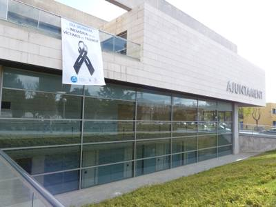 Salou commemora el 17-N, Dia Mundial en record de les víctimes d'accidents de trànsit