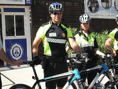 Salou obre la convocatòria de 14 places d'agents interins de la Policia Local