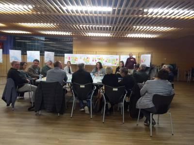Salou  posa en coneixement de la ciutadania la diagnosi del Pla de Mobilitat en la primera sessió participativa