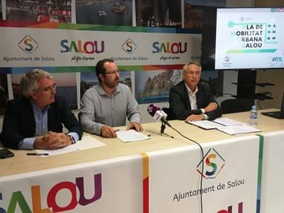 Salou presenta el seu Pla de Mobilitat Urbana Sostenible