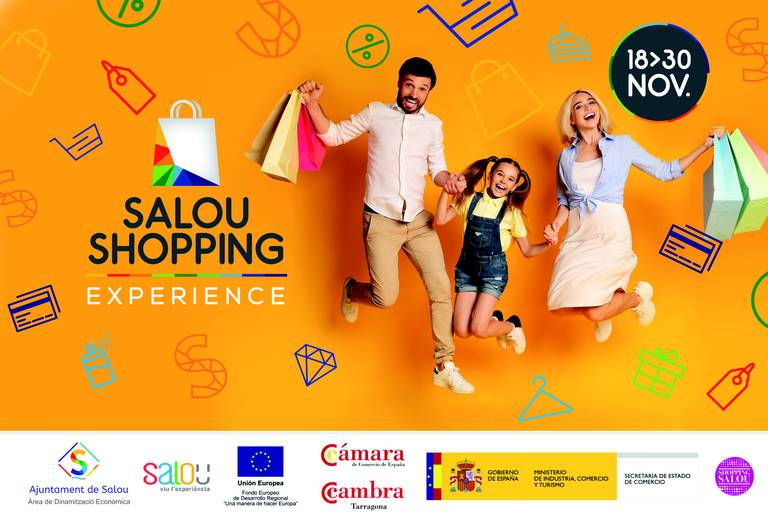 salou shopping experience