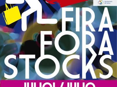 Aquest cap de setmana torna la fira Fora Stocks al passeig Jaume I