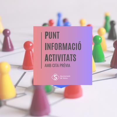 El Punt d'Informació d'Activitats de Salou incrementa d'un 21%  les atencions