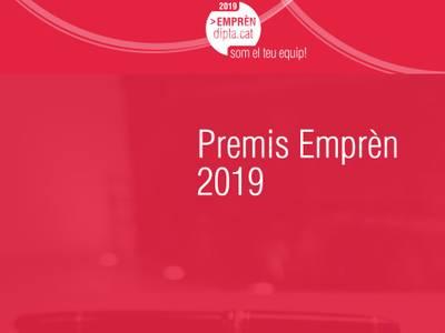 Oberta la convocatòria del Premis Emprèn Dipta  2019