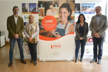 Salou acull la tercera edició de 'GIRA Mujeres', de Coca-Cola