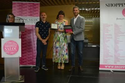 Salou reconeix la labor integradora i dinamitzadora del comerç feta per l'Associació Shopping Salou Comerciants i Empresaris, en el seu desè aniversari